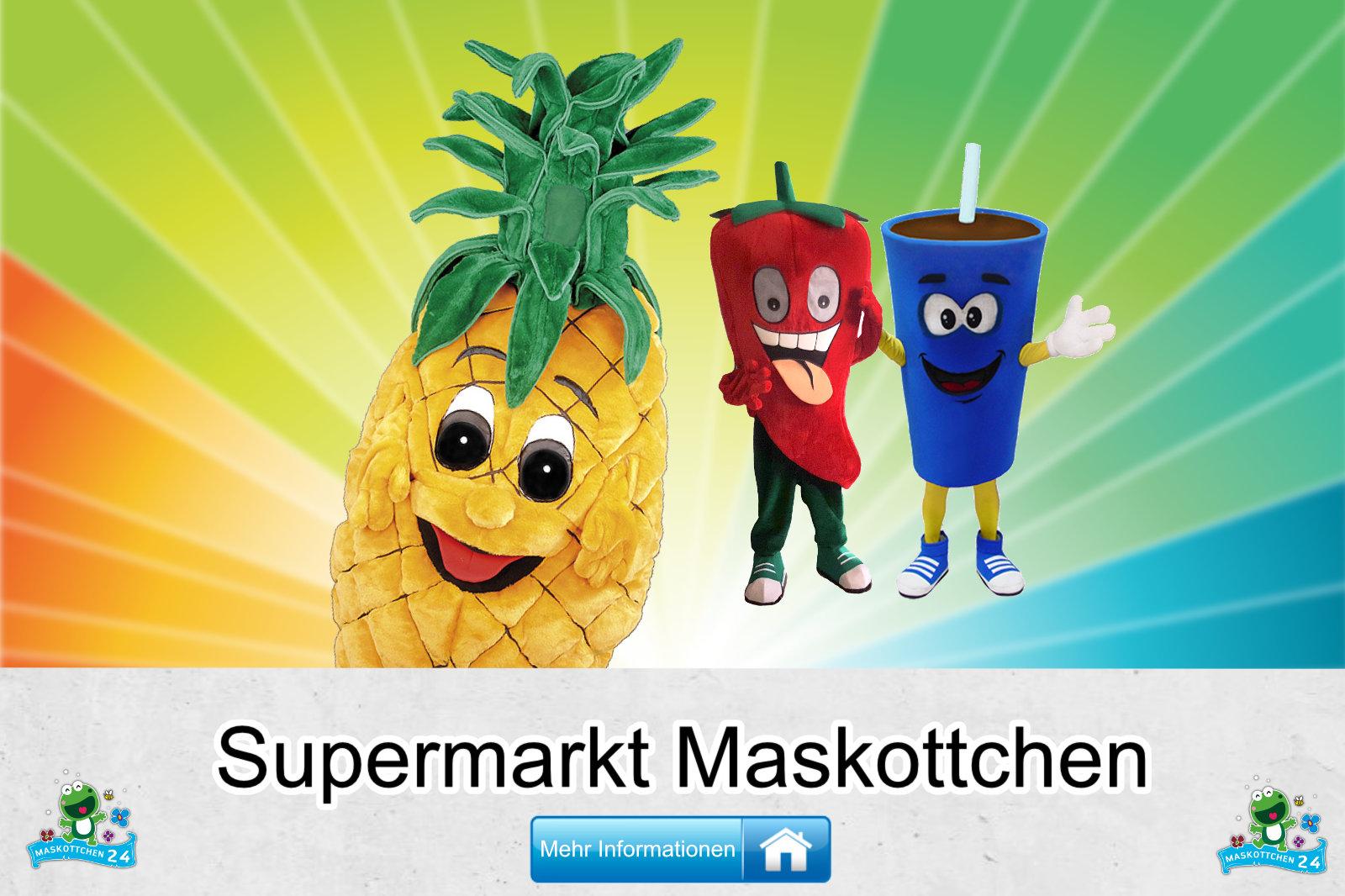 Kostüm Maskottchen Günstig Kaufen Produktion Supermarkt