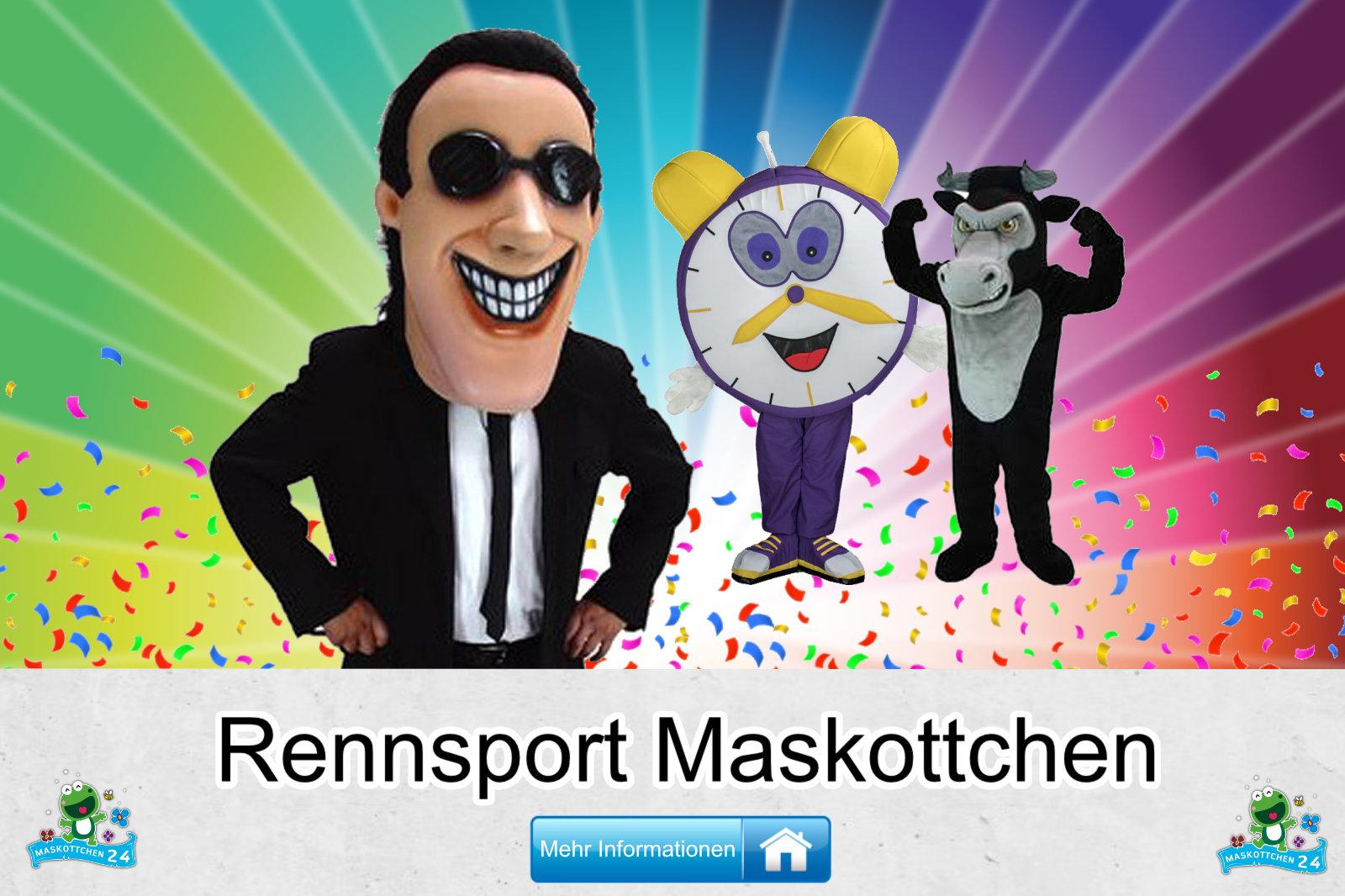Kostüm Maskottchen Günstig Kaufen Rennsport