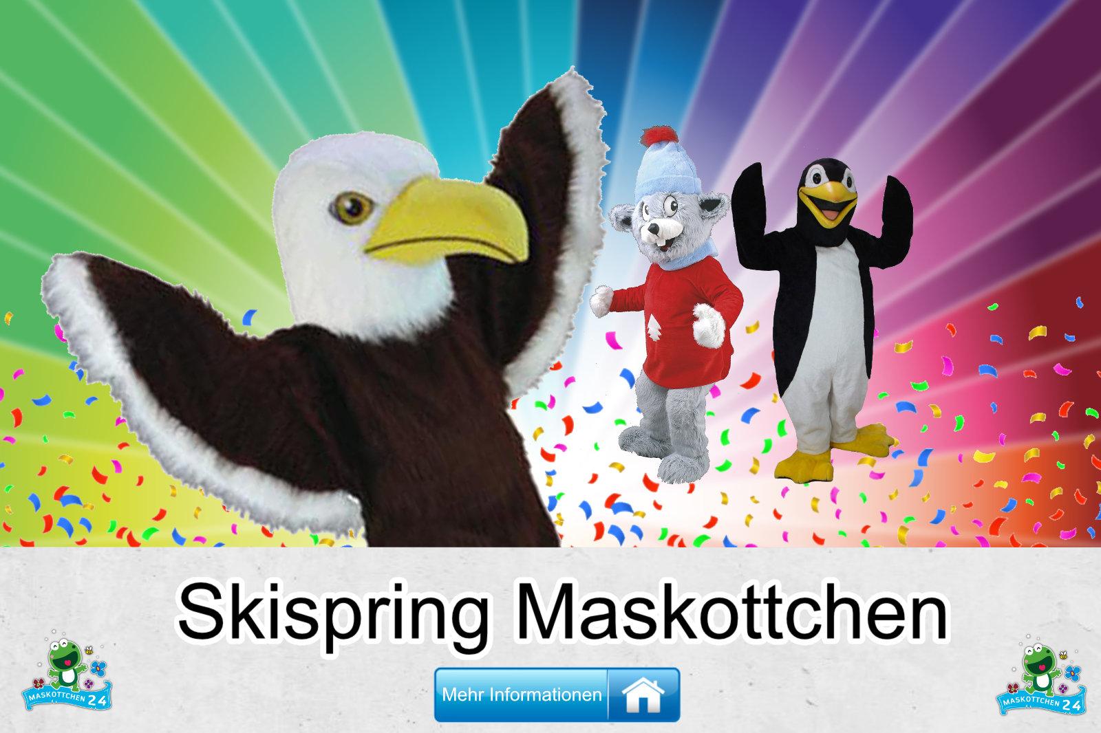 Kostüm Maskottchen Günstig Kaufen Skispringen