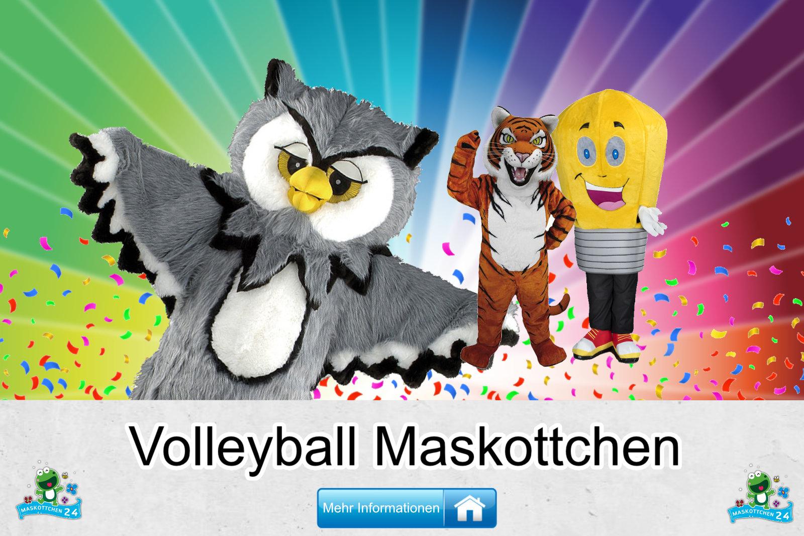 Kostüm Maskottchen Günstig Kaufen Volleyball