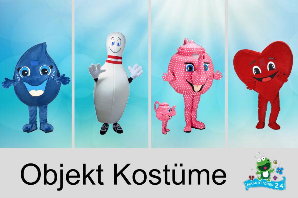 Kostüm Produktion Maskottchen Shop Objekt