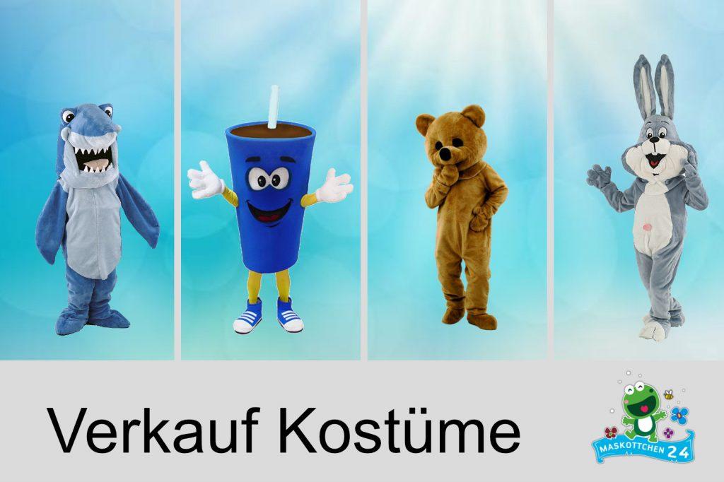 Kostüm Produktion Maskottchen Shop Verkauf