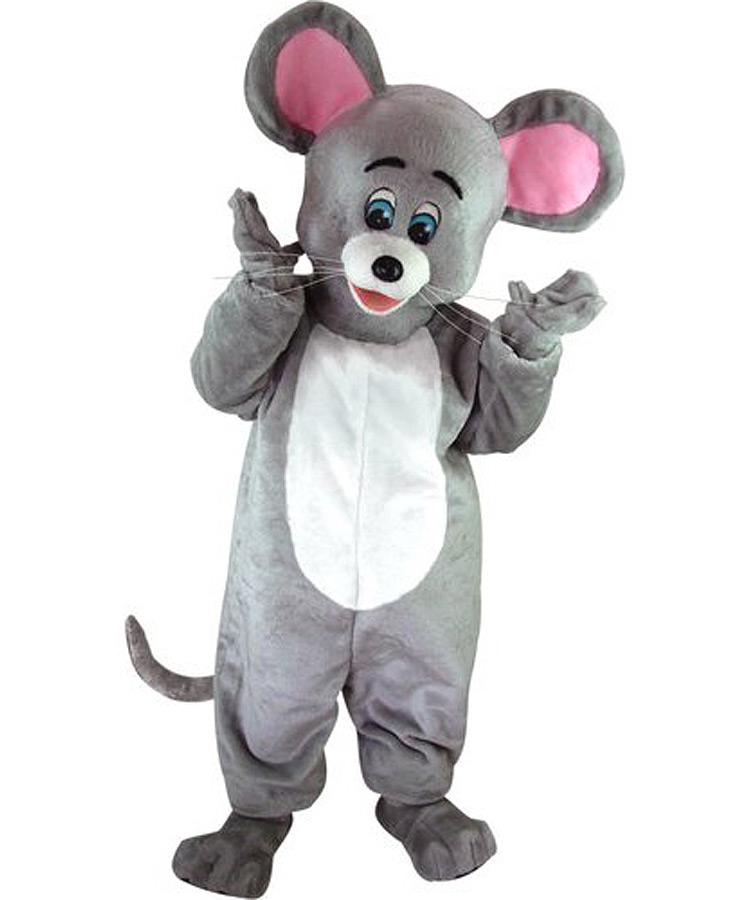 Maus Kostüm Karneval Angebote Maskottchen günstig