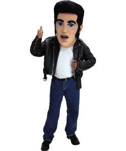 Elvis Kostüm Karneval Angebot Maskottchen günstige