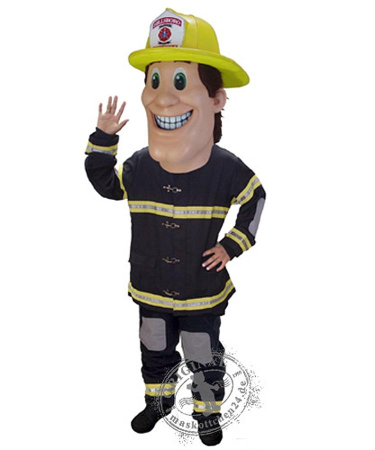 Feuerwehr Kostüm Karneval Angebote Maskottchen