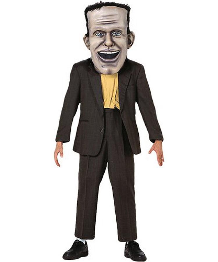 Frankenstein Kostüm Karneval Angebot Maskottchen günstige