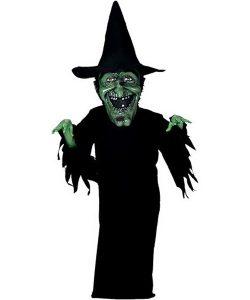 Hexe Kostüm Karneval Angebot Maskottchen günstige
