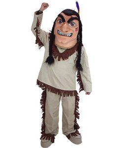 Indianer Kostüm Karneval Angebot Maskottchen günstige