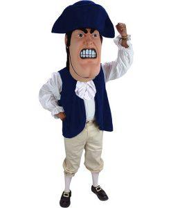 Soldat Kostüm Karneval Angebot Maskottchen günstige