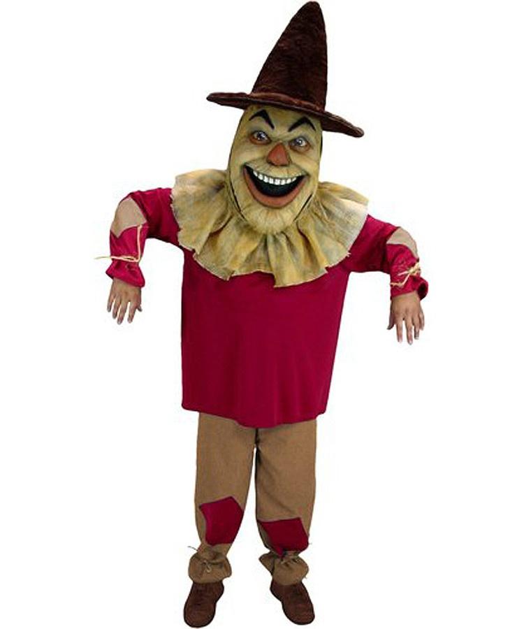 Vogelscheuche Kostüm Karneval Angebot Maskottchen günstige-Maskottchen-Mascot-Kostuem-Lauffigur-Tierfigur