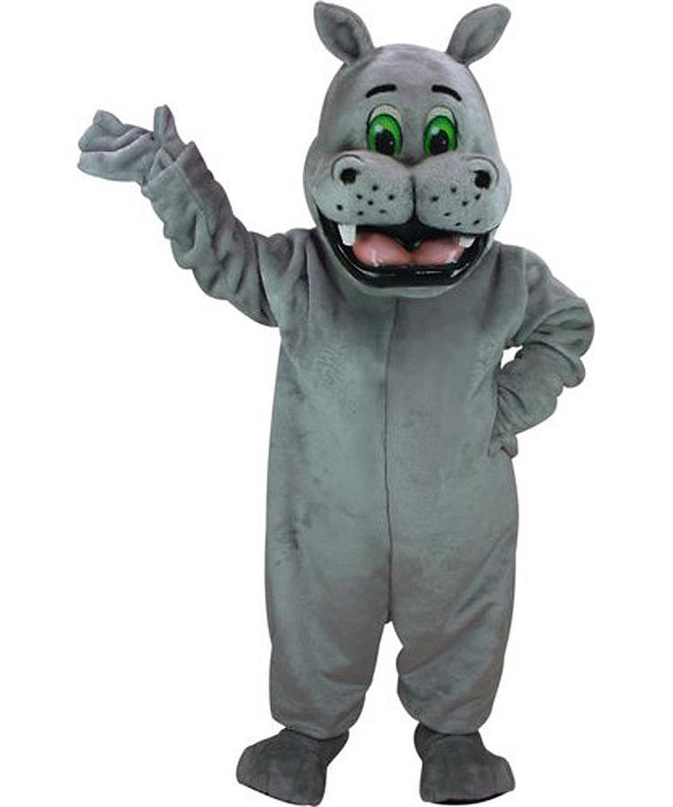 Nilpferd Kostüm Karneval Angebote Maskottchen