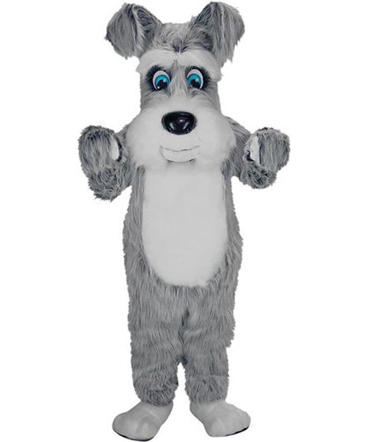Hund Terrier Kostüm Karneval Angebote Maskottchen günstig
