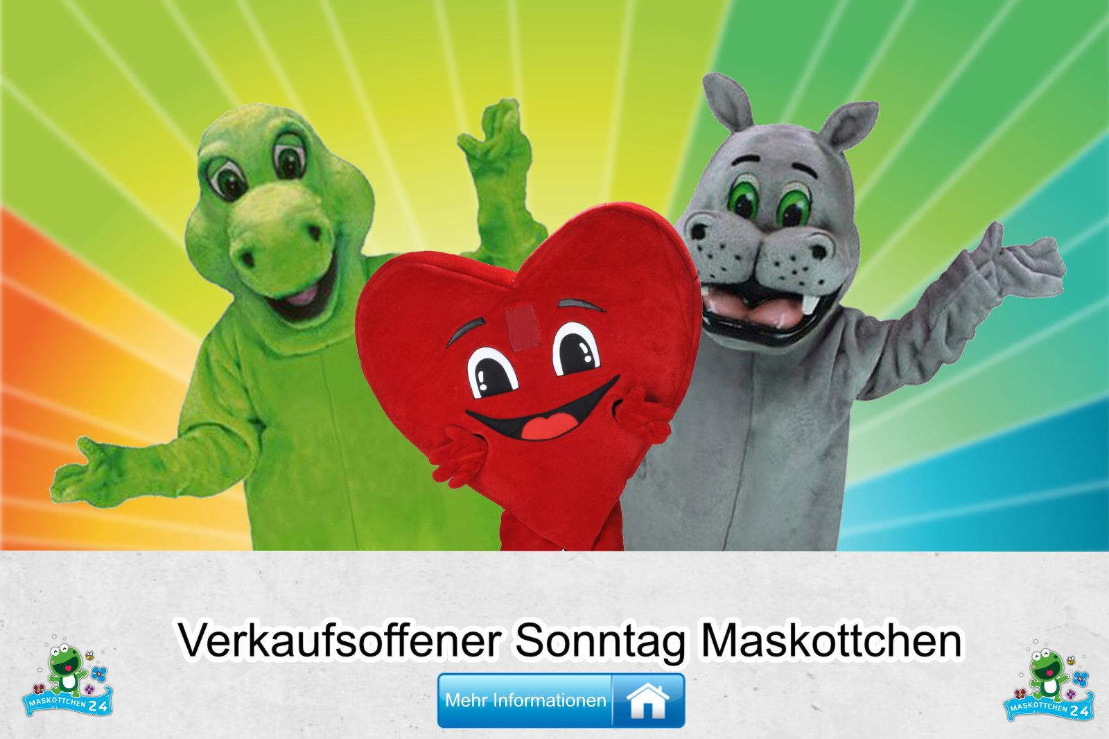 Kostüm Maskottchen Günstig Kaufen Produktion Verkaufsoffener Sonntag